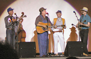 "The ""Darling Boys"" in New Castle, IN back in July 2002"